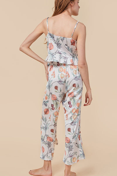 Crimson Clover PJ Pants Set
