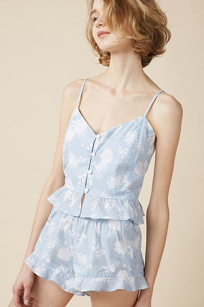 Ellery Cotton Cami Set