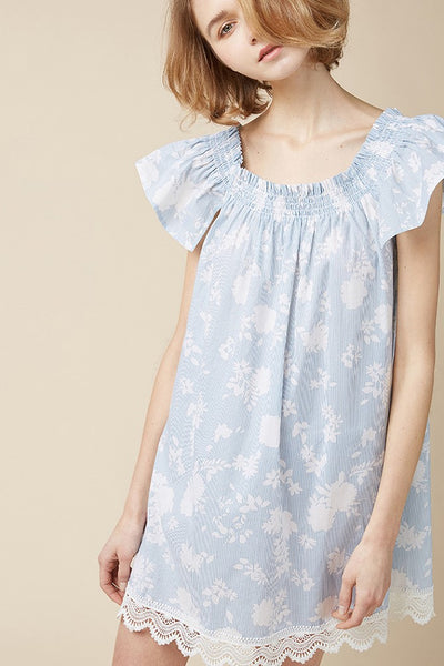 Ellery Cotton Off-shoulder Dress