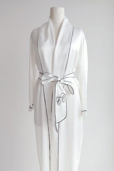 Empress Silk Robe (120 colours)