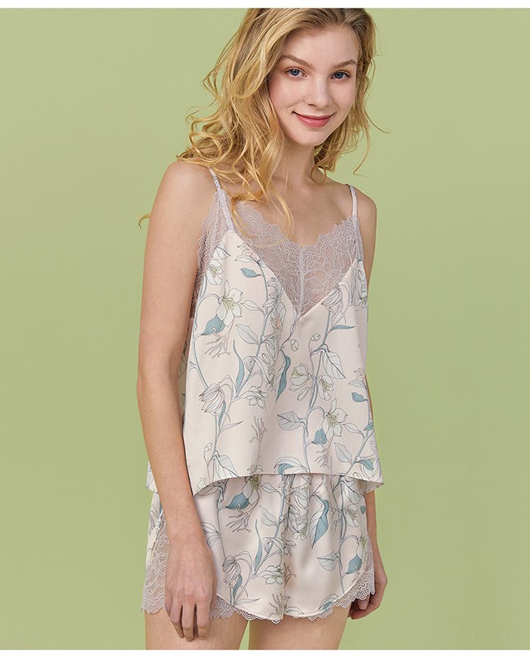 Floral Wonderland Cami Set