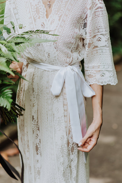 Forever and Ever Lace Robe