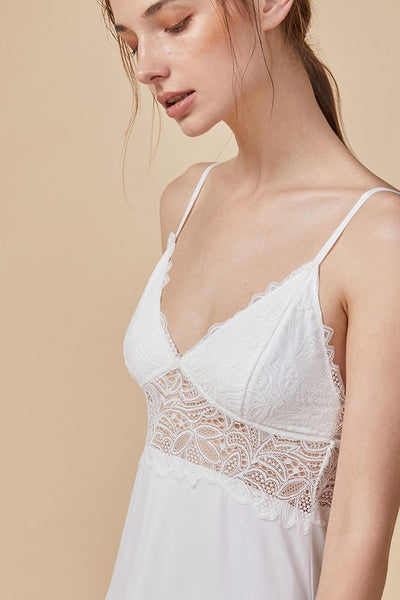 Iona Cotton Slip