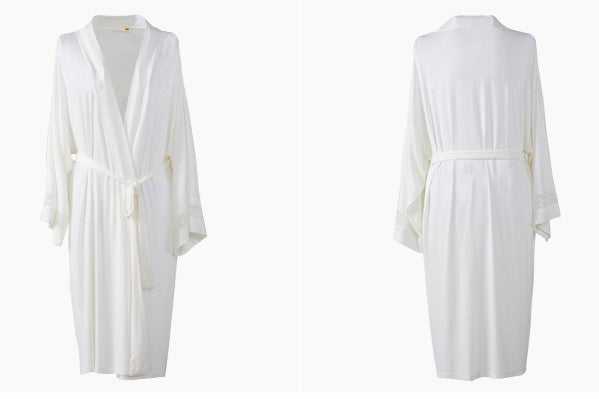 Iona Cotton Robe