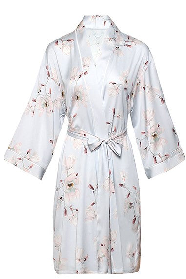 Lucia Robe (Blue) - Bells & Birds