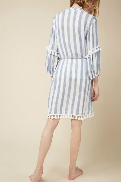 Nautical Island Robe