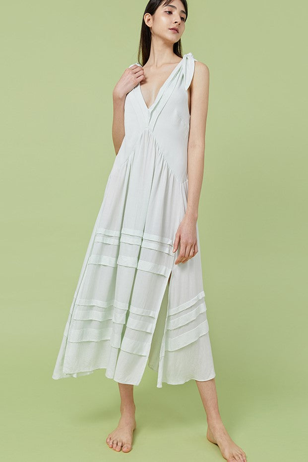 Sea Siren Midi Dress