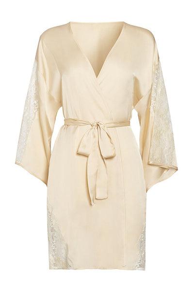 The Glamourous Satin Robe