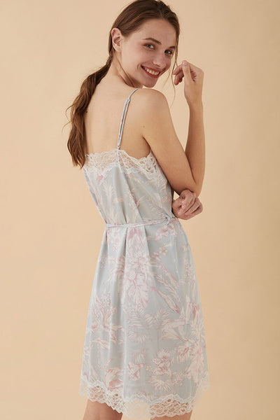 Thera Floral Slip