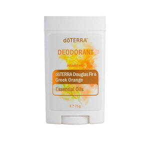 dōTERRA Deodorant Infused with Douglas Fir and Greek Orange