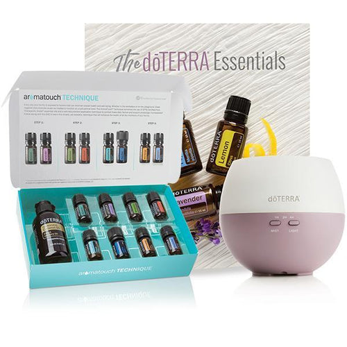 Kit d'inscription diffusé dōTERRA Aromatouch