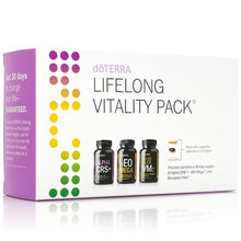 Load image into Gallery viewer, dōTERRA Lifelong Vitality Pack