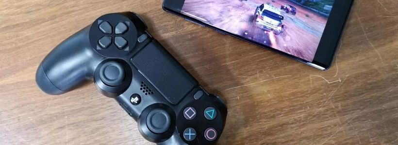 manette ps4 android