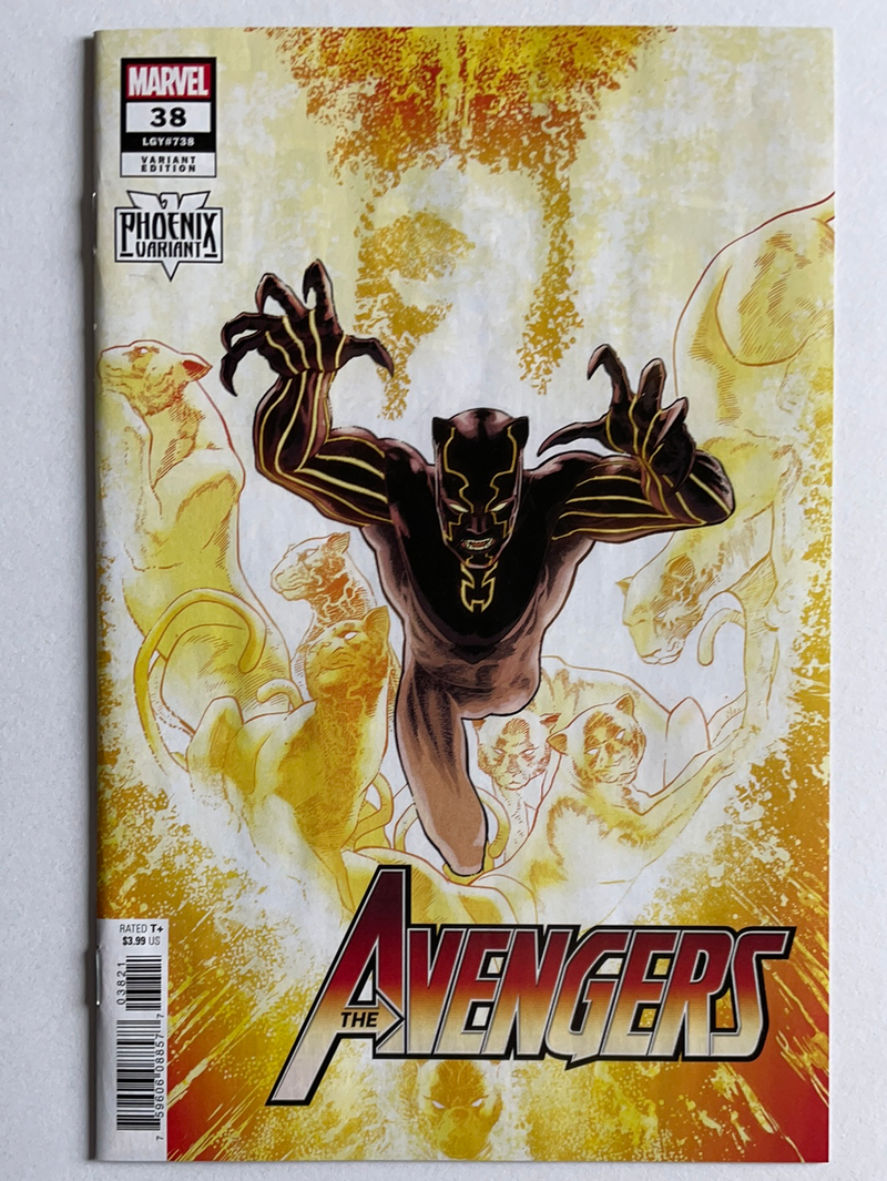 The Avengers Vol. 7