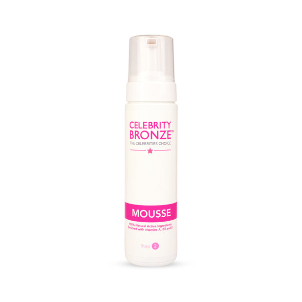 Celebrity Bronze™ Mousse (200 ml)