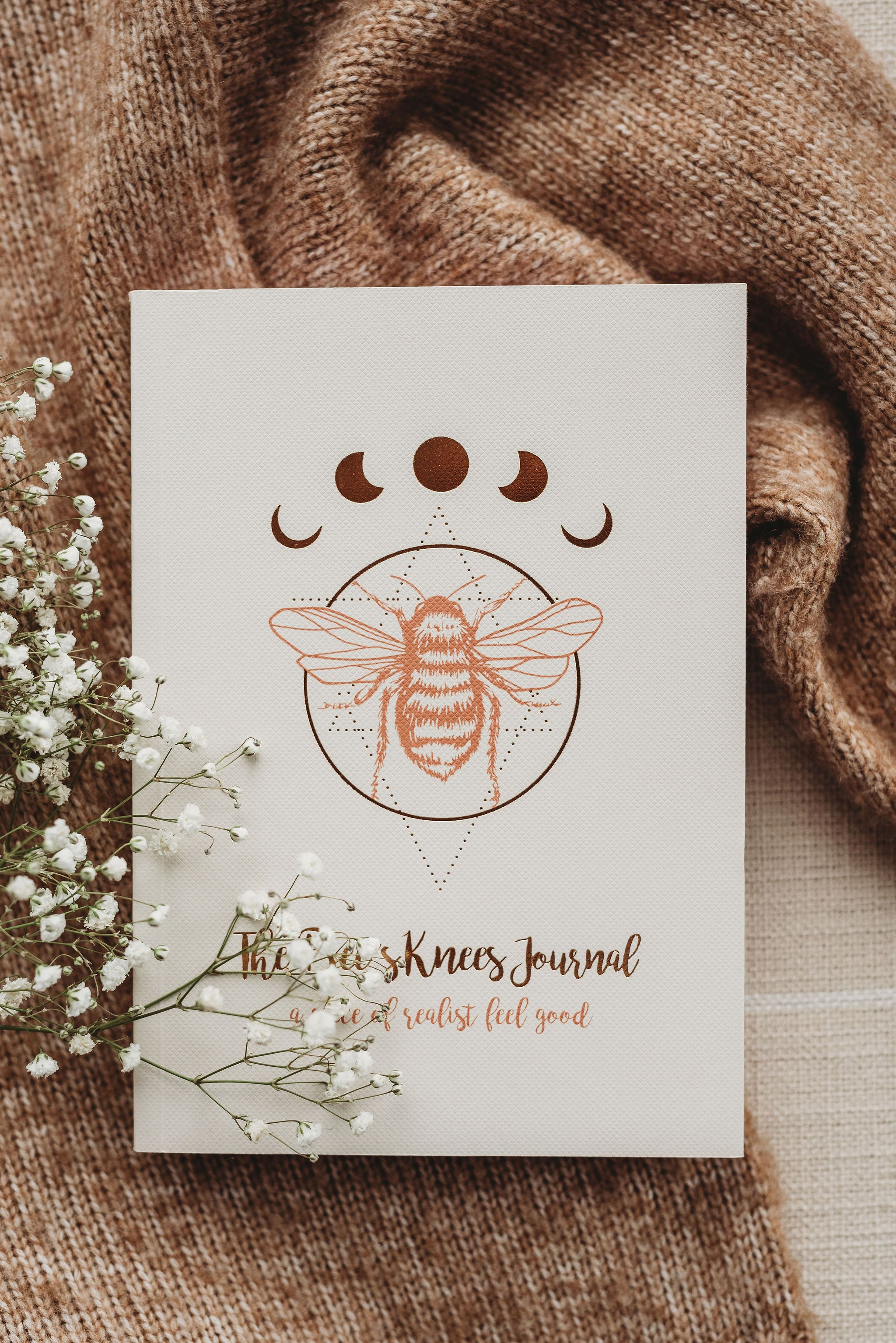 THE BEE'S KNEES JOURNAL