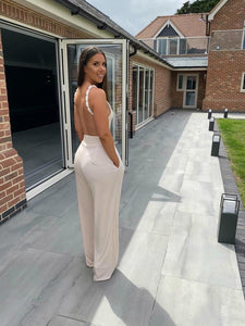 High Backless Beaded Body