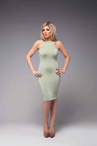 Cut Away Bodycon Dress