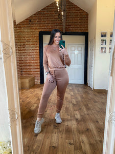 Luxury Slinky Loungewear Set