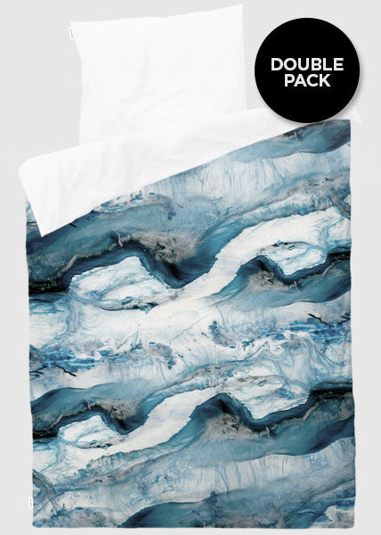 BLUE OCEAN - 2 SETS DUVET