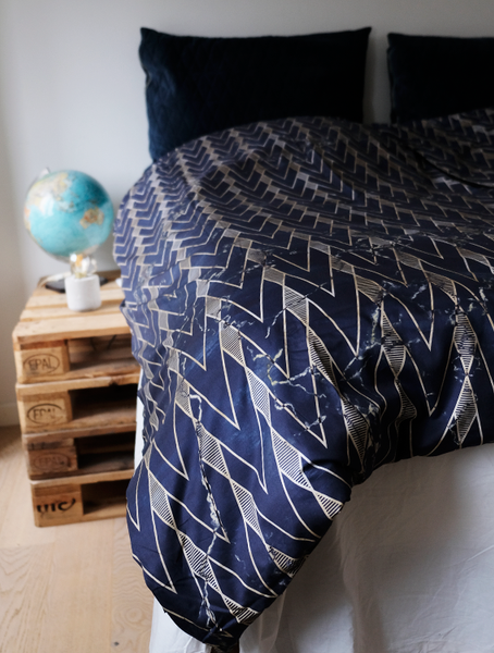 LIGHTNING TRIANGLES - 2 SETS DUVET