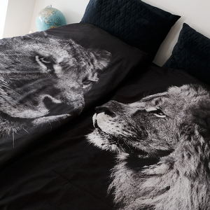 Black King duvet