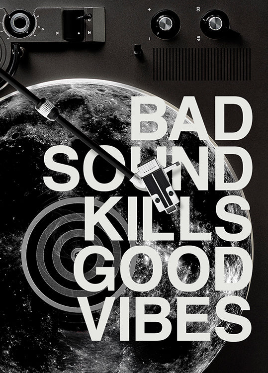 Bad Sound Kills