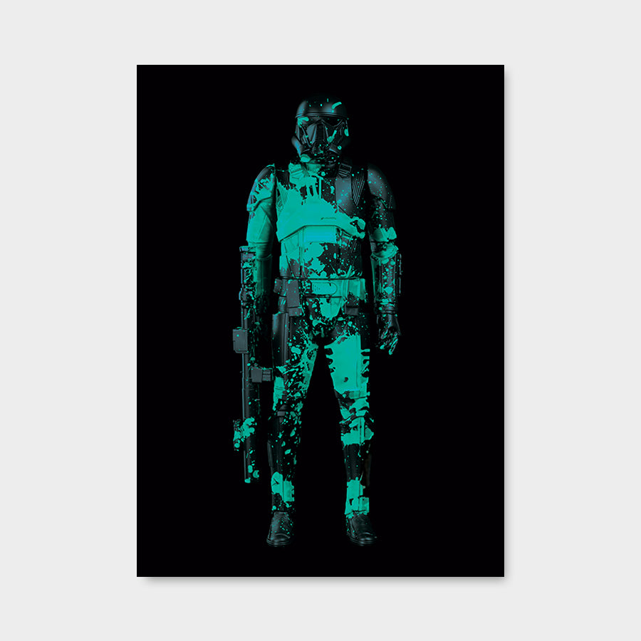 The Trooper Blackgreen
