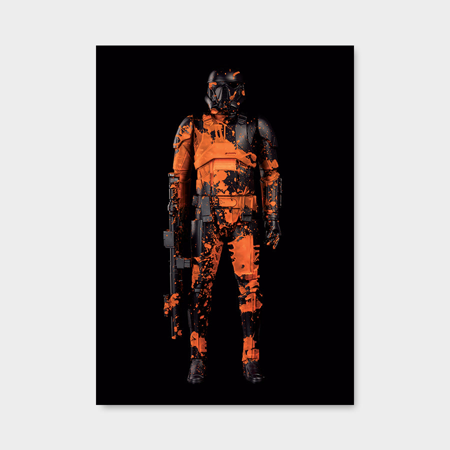 The Trooper Blackorange