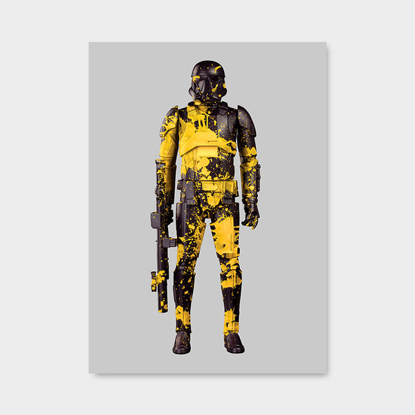 The Trooper Greyyellow