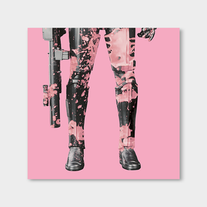 The Trooper Lightpink Lower