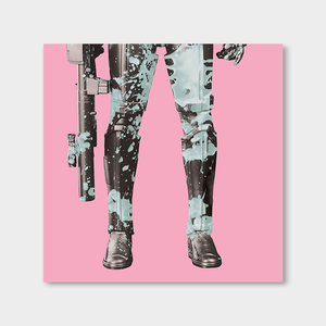 The Trooper Lightpinkgreen Lower