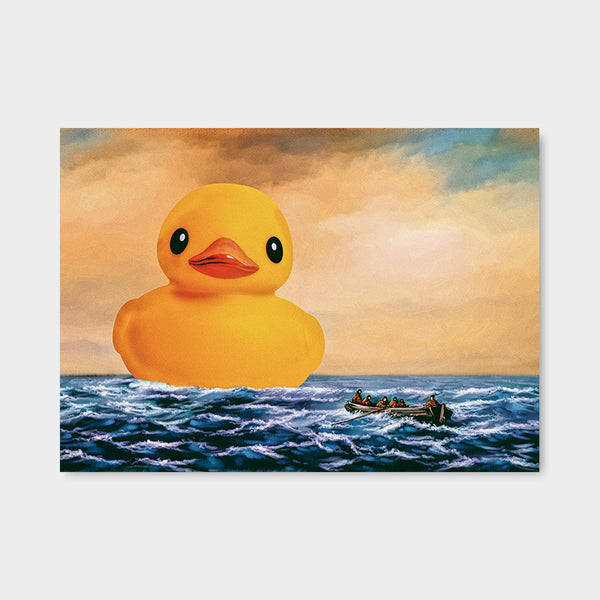 Rubber Duck II