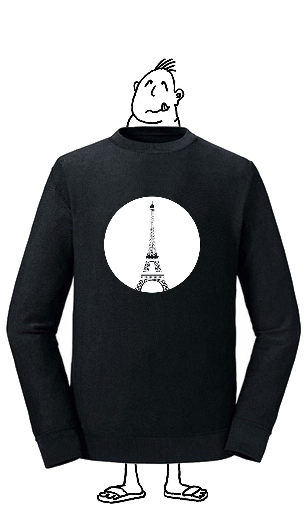Paris-Sweatshirt