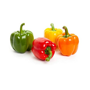 Fresh Capsicum Mixed Colors (Bell Peppers)