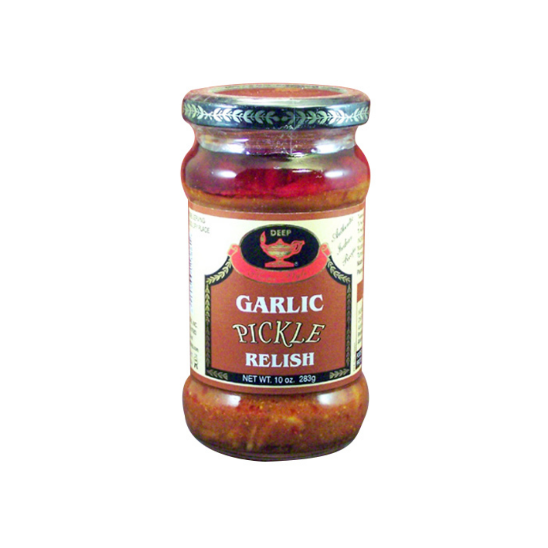 Deep Garlic Pickle