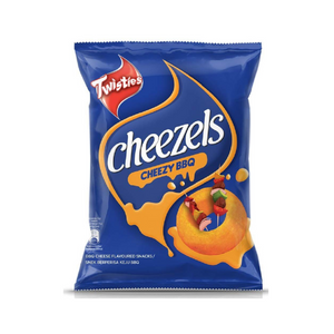 CHEEZEL Snack BBQ Cheese