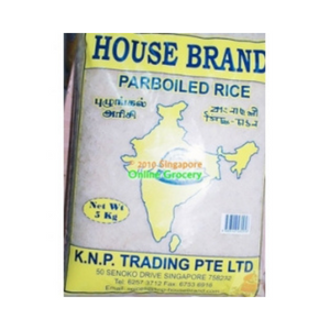 House Brand Parboiled Rice
