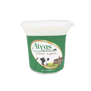 Alvas Natural Yoghurt