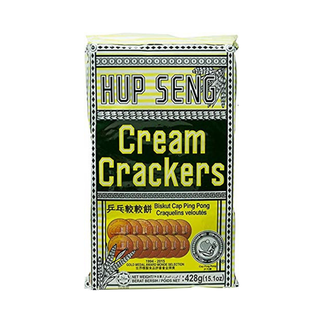 HUP SENG Cream Crackers
