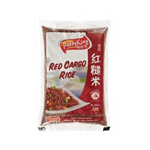 PaddyKing Red Cargo Rice