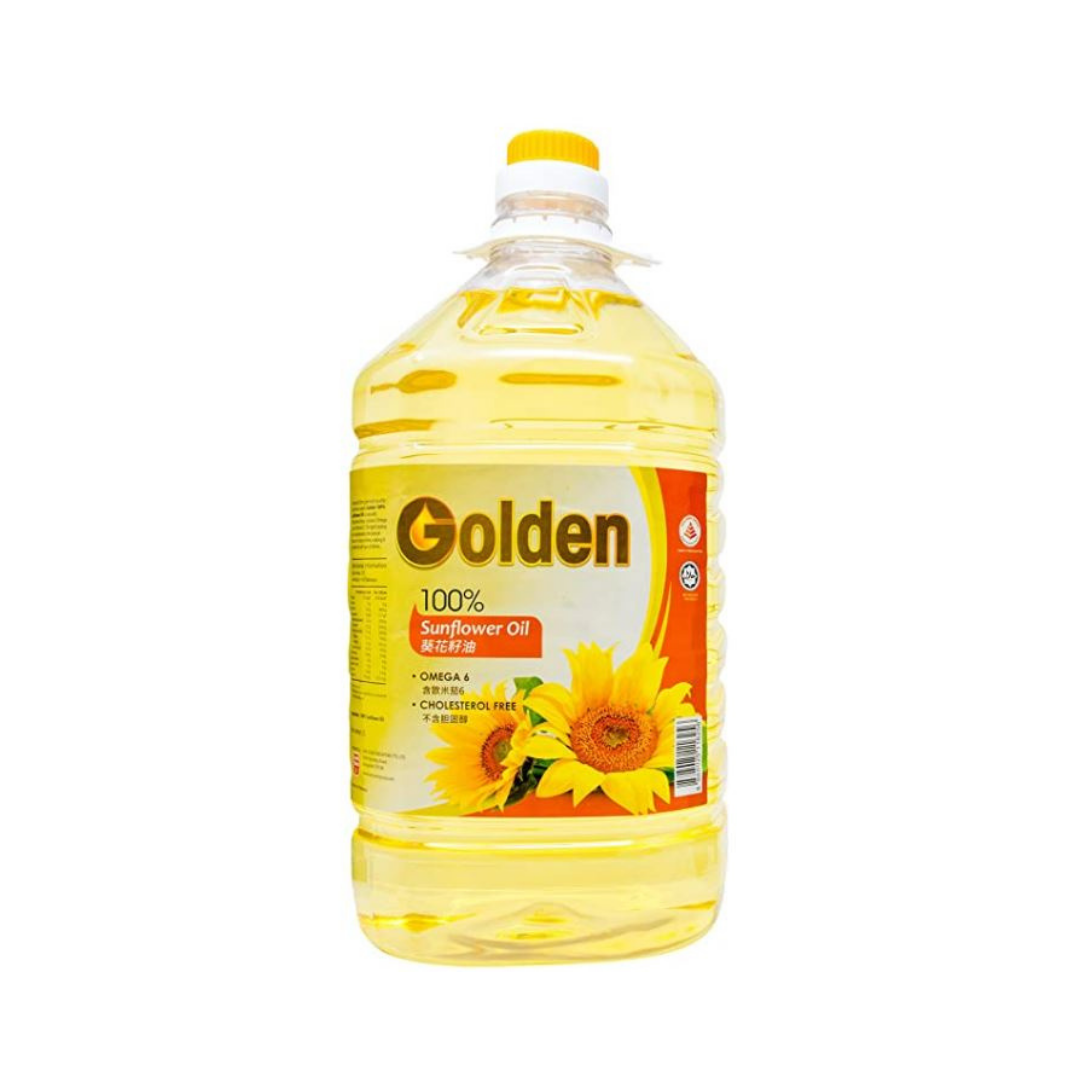 Golden Sunflower Oil