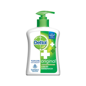 Dettol Original Germ Protection Liquid Handwash