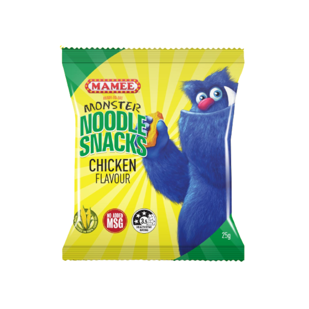 Mamee Monster Snack Chicken