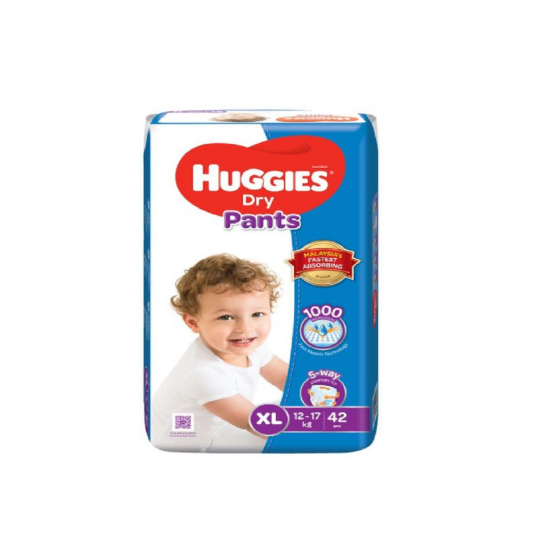 Huggies Dry Pants Mega XL