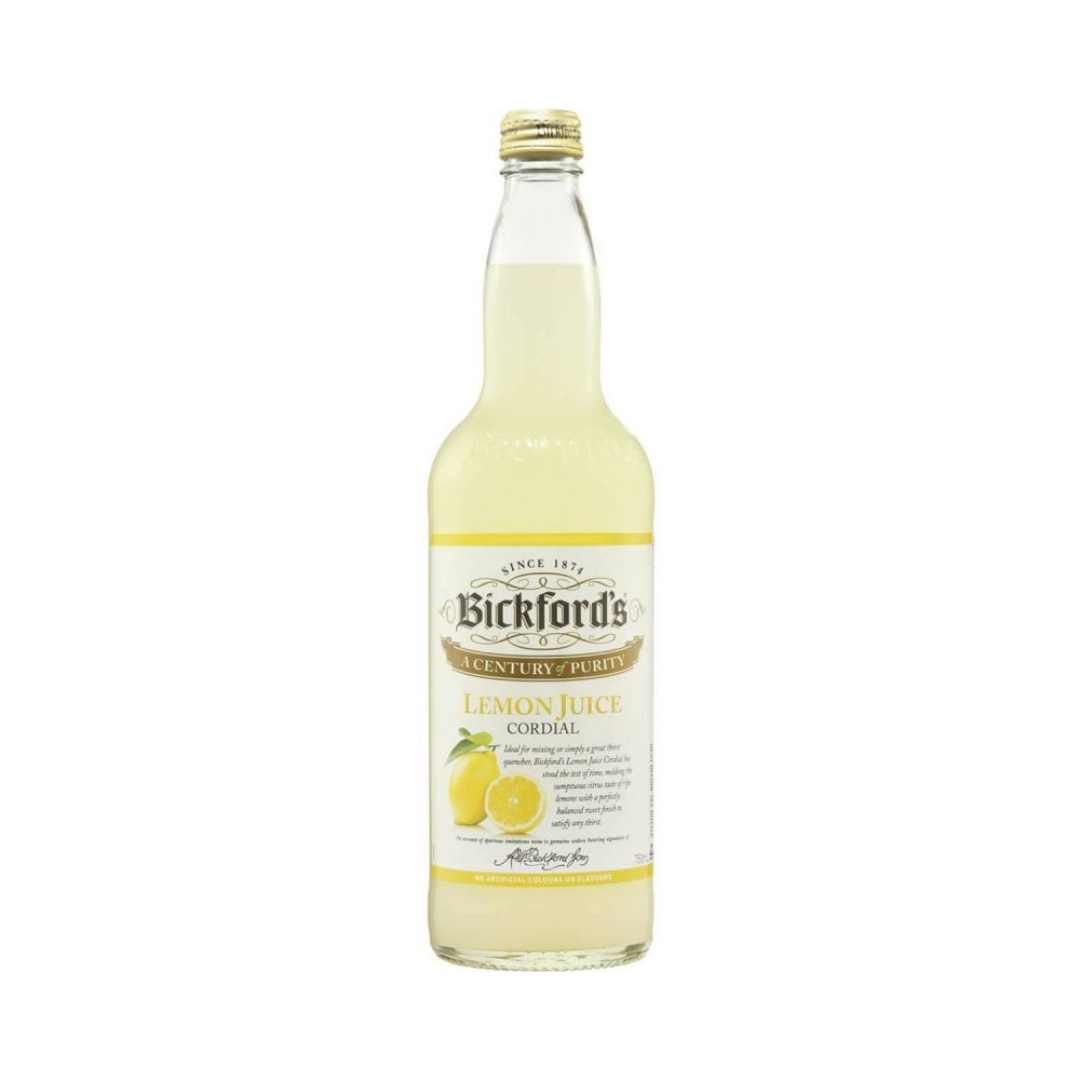 Bickford's Lemon Juice Cordial