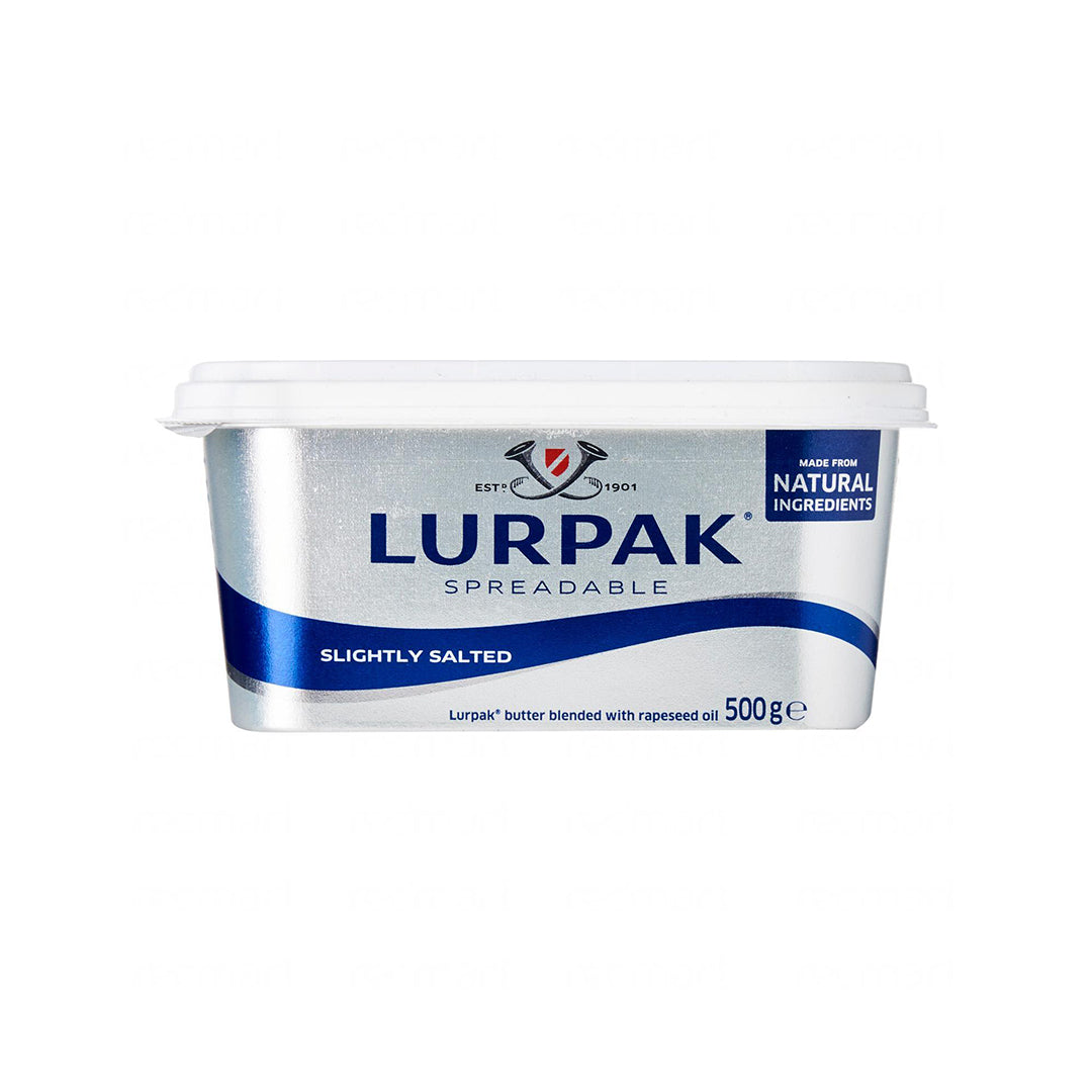 Lurpak Spreadable Butter (Salted)