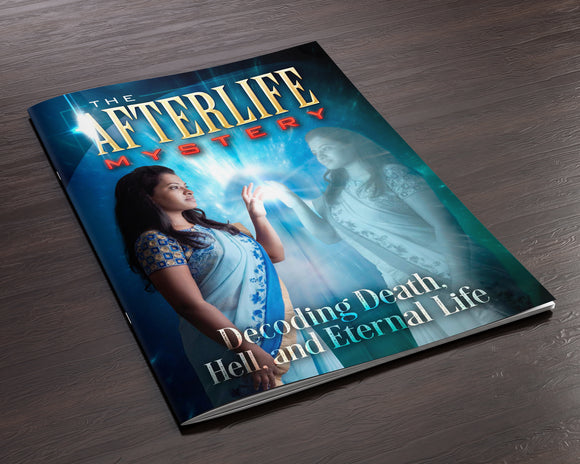 The Afterlife Mystery Magazine - English