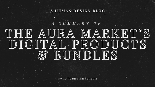 A Summary of The Aura Market's Digital Products & Bundles