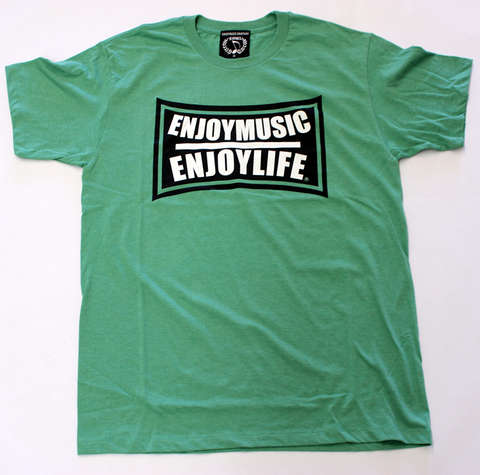 FLEX - MUSIC T-SHIRT MEN - ENJOYMUSIC ENJOYLIFE